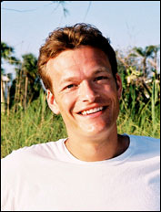 Welcome, Chris Bachelder!