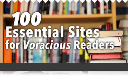 100 Essential Sites for Voracious Readers