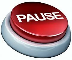 Our Reading Period: Pressing Pause