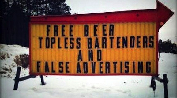 Free Beer . . . Tomorrow