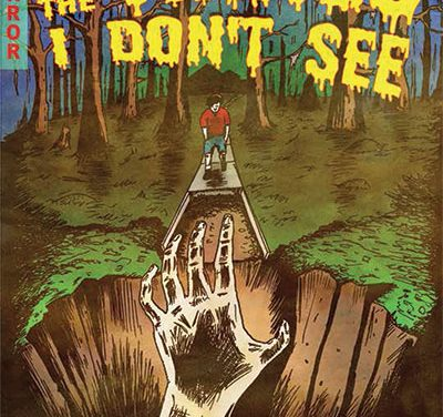 What We're Reading: The Things I Don't See