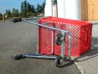 Shopping  Cart Down