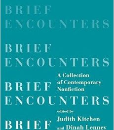 What We're Reading: Paul Auster's Brief Encounters