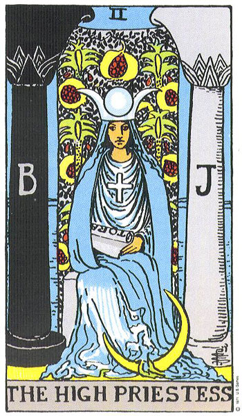 What's Poetry Got to Do with It?: Tarot