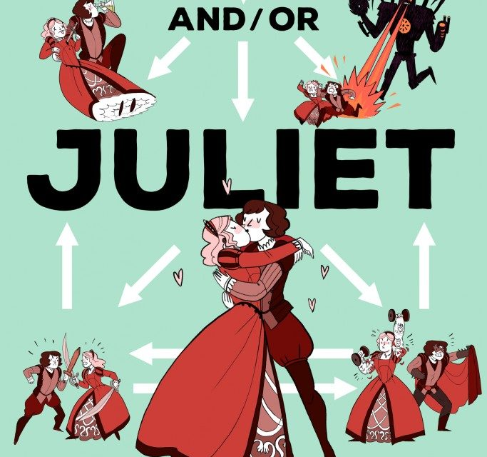 What We're Reading: Ryan North's Romeo and/or Juliet