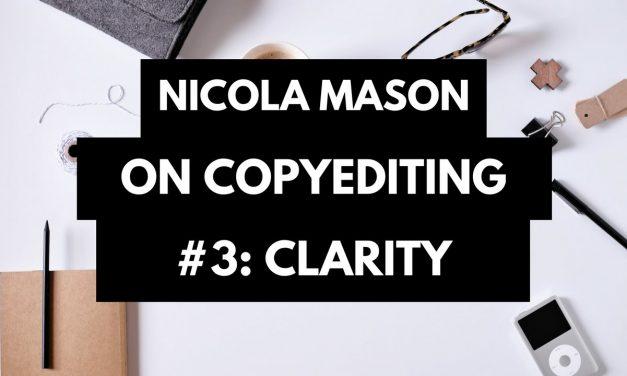 The Third C of Good Copyediting: Clarity
