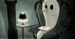 Tell Me a Ghost Story