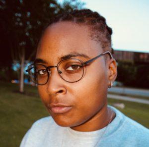 """miCRo: """"Black Life circa 2029"""" by Nia KB"""
